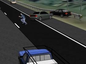 3D Accident Illustration
